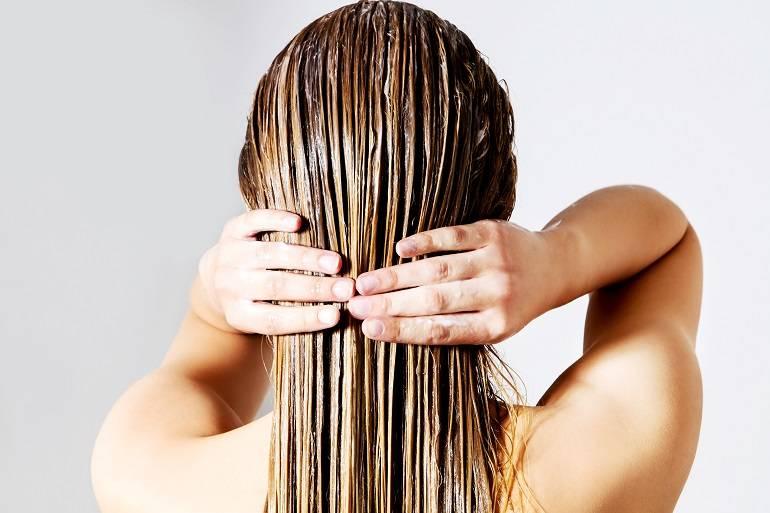 Как ухаживать за волосами осенью?  - Кондиционер