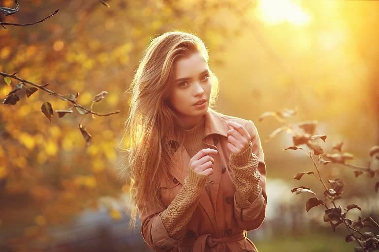 Уход за волосами осенью - как за ними ухаживать?