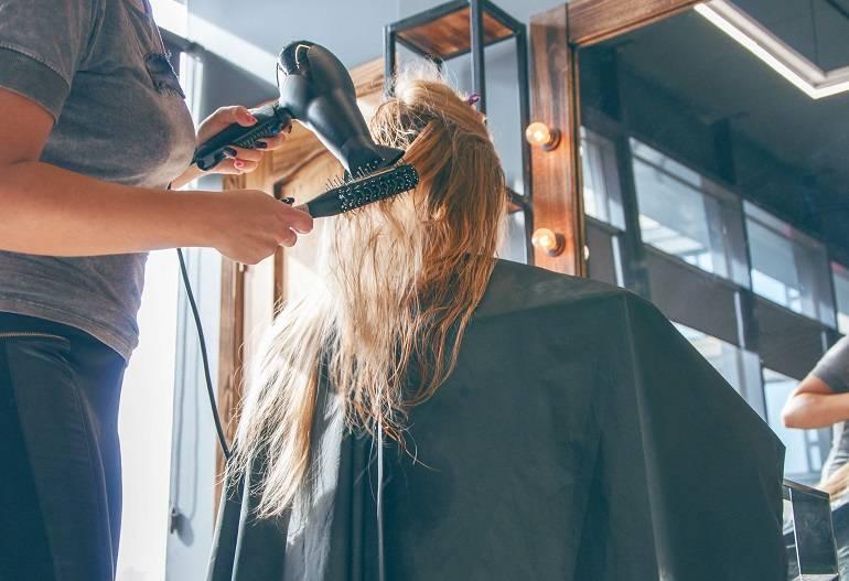 Стрижка волос как метод ухода